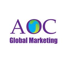 AOC Global Marketing logo