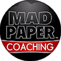 MadPaper Coaching Self Development and Real Estate Investment School logo