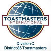 Mallika Sothinathan DTM divisioncdirector@toastmasters86.org logo