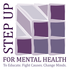 Step Up For Mental Health logo