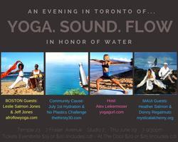 Yoga * Sound * Flow (TORONTO)