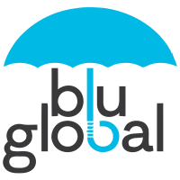 Blu Global Recruitment logo