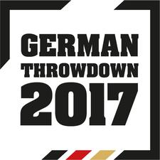 German Throwdown logo