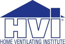 Home Ventilating Institute (HVI) logo
