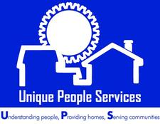 Unique People Services logo
