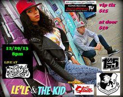 LELE&THEKID Live at The Whisky A-Go-Go