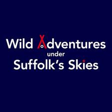 Wild Adventures (under Suffolk's Skies) logo