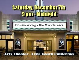 Screening: Einstein Wrong - The Miracle Year