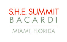 Bacardi U.S.A., Inc. in Partnership with S.H.E. Global Media and Claudia Chan logo