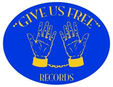Give Us Free Records logo