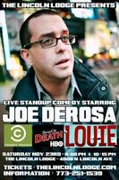 Comedy Central's Joe Derosa Chicago debut-The Lincoln...