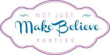 Not Just Make Believe Parties logo
