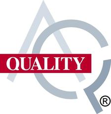 Australian Organisation for Quality logo