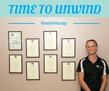 Maggie Nolan Remedial Massage Therapist, Matwork and small equipment Pilates instructor logo