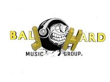 Ball Hard Music Group logo