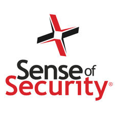 Sense of Security logo