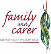 Uniting Recovery's Family & Carer Mental Health Program logo