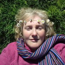Fiona Law, Viveka Gardens Yoga Farm logo