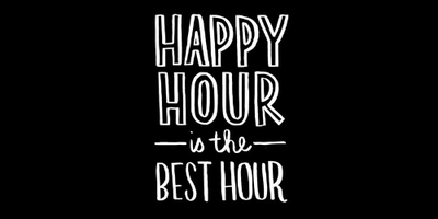 Image result for happy hour is the best hour
