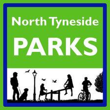 North Tyneside Parks logo