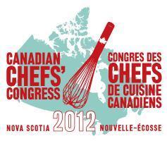 Canadian Chefs' Congress: 2012 Evangeline Beach, NS....