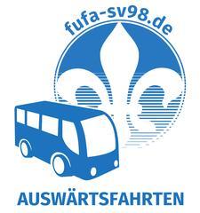 SV Darmstadt 1898 e.V.  - FuFa Team Auswärtsfahrten logo
