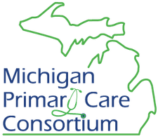Event services provided by Michigan Primary Care Consortium logo