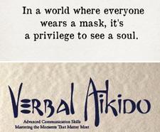 Verbal Aikido Ottawa logo