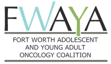 The Fort Worth AYA Oncology Coalition logo