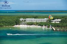 Hilton Key Largo logo