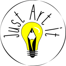 Just Art It  logo