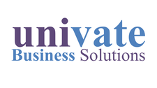 Univate Business Solutions logo