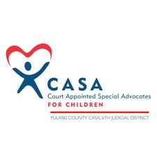 Pulaski County Friends of CASA logo