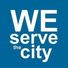 We Serve the City logo