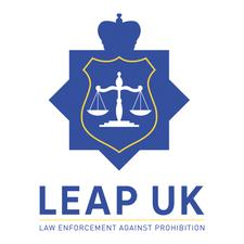 Stop and Search Podcast - in association with LEAP UK  logo