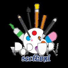 Pop Up! Scotland logo