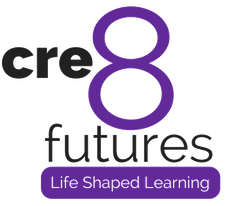 Cre8 Futures Learning Centre logo