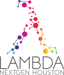 Lambda NextGen Houston  logo