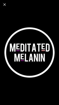 MeditatedMelanin logo
