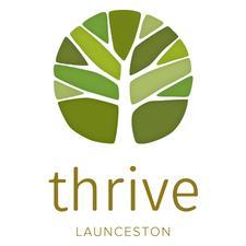Thrive Launceston logo
