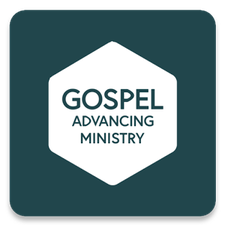 Gospel Advancing Ministry Training logo