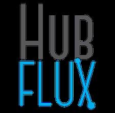 HubFlux logo