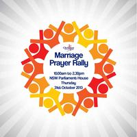 Prayer Rally for Marriage