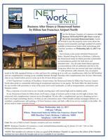 July's Business NETwork@NITE@ Homewood Suites