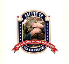 Welcome Home Heroes Foundation  logo