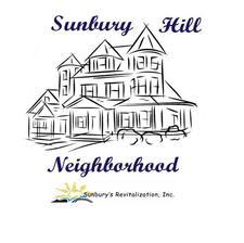 Sunbury Hill Neighborhood logo