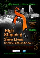 High Stepping to Save Lives Fashion Show