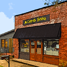 A Cappella Books logo