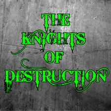 The Knights of Destruction logo