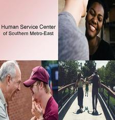Human Service Center logo